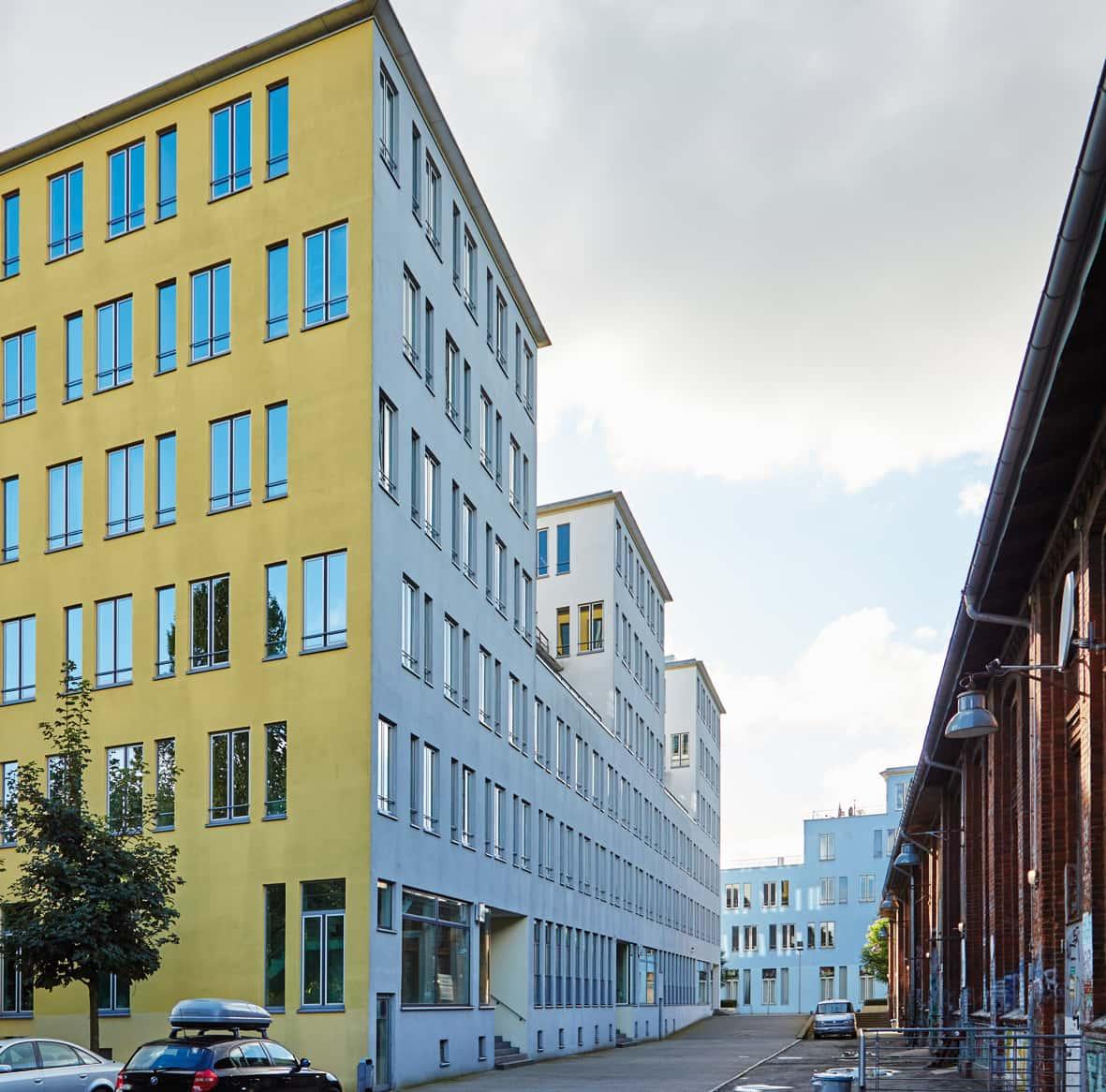 Zugangsweg   itb - Institut für Training und Beratung in Hamburg