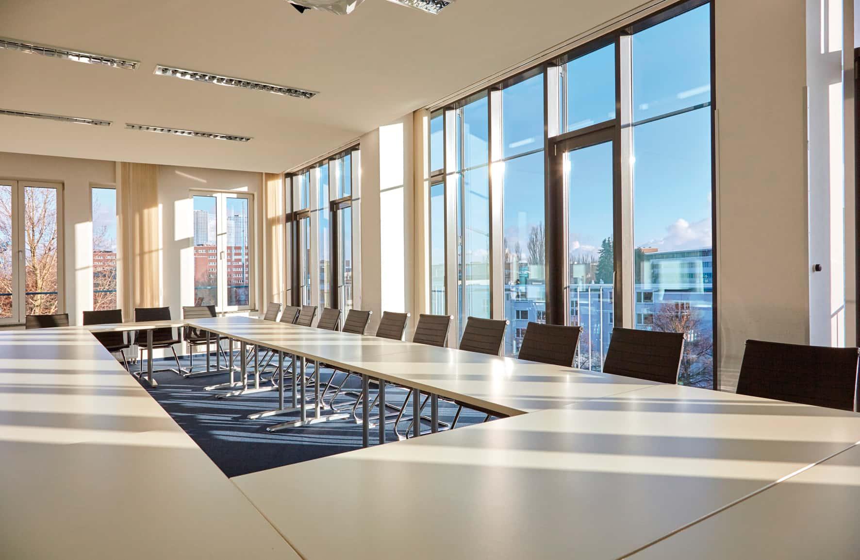 Seminarraum 1   itb - Institut für Training und Beratung in Hamburg