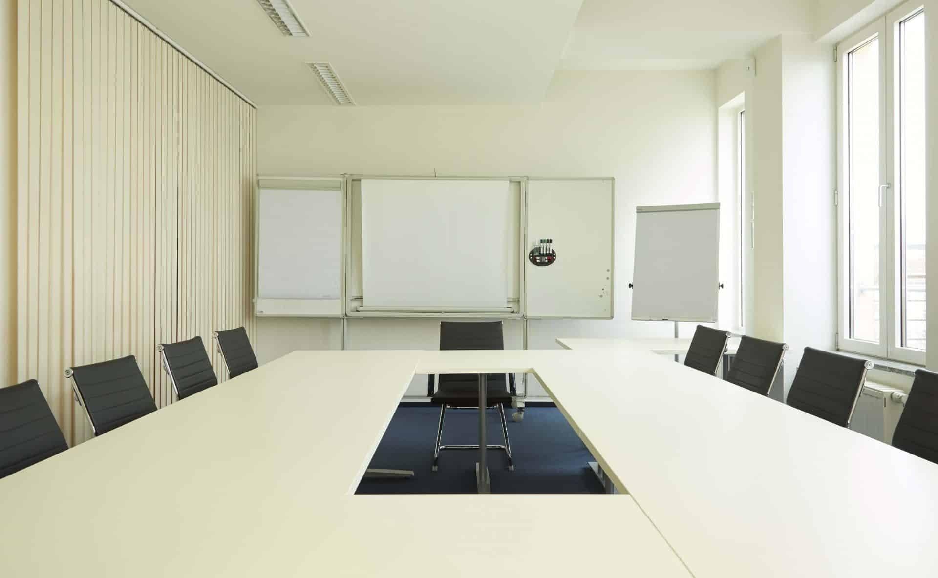 Seminarraum 3   itb - Institut für Training und Beratung in Hamburg